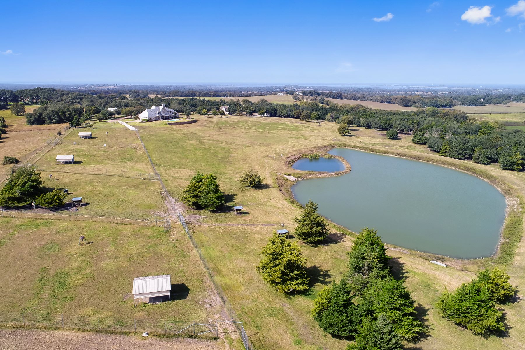 Single Family Home for Sale at 43 Acre Bahia Game Ranch 2805 Farm to Market Road 390 West Brenham, Texas 77833 United States