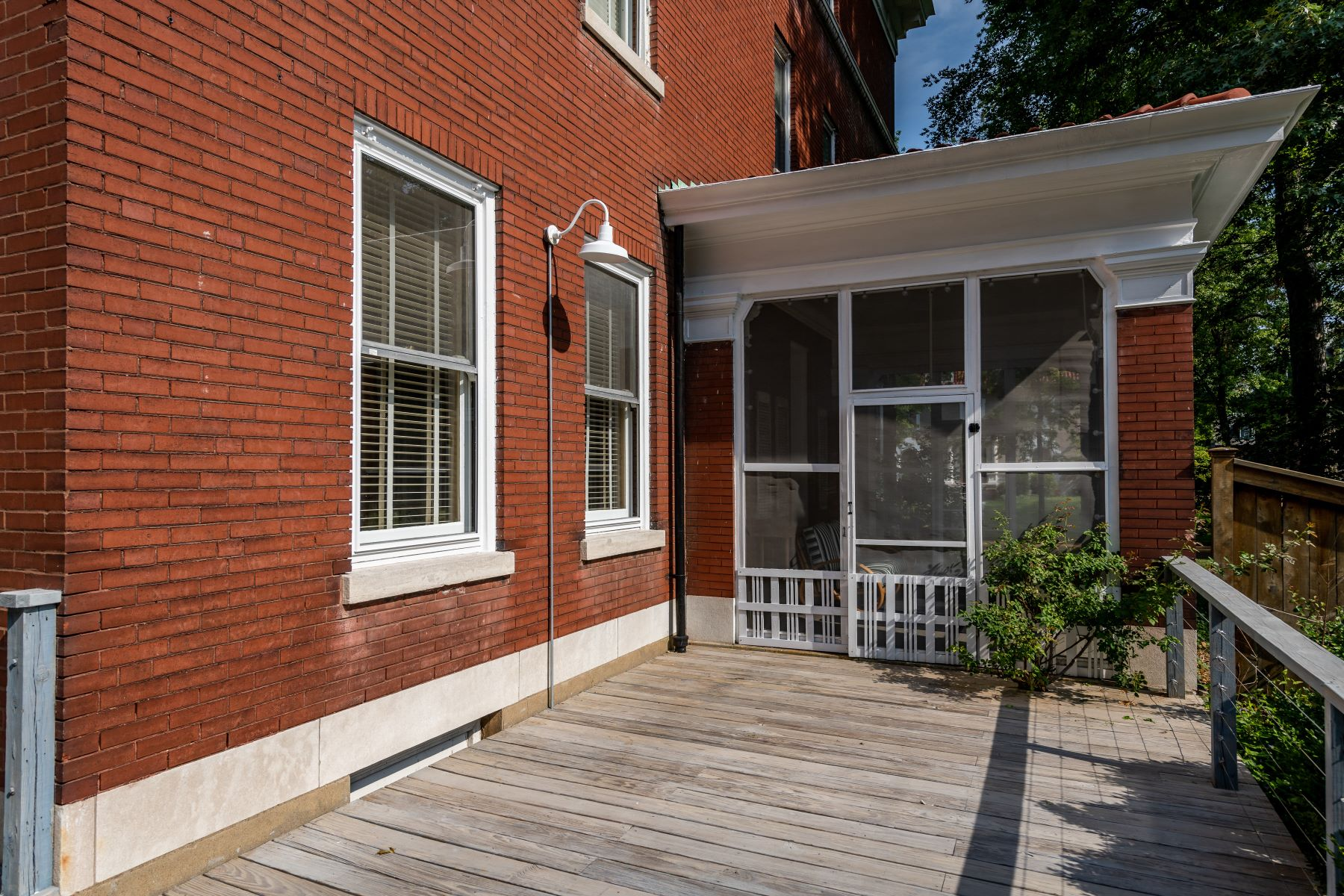 Additional photo for property listing at Beautiful Central West End Manse on a Private Street 46 Washington Terrace St. Louis, Missouri 63112 United States