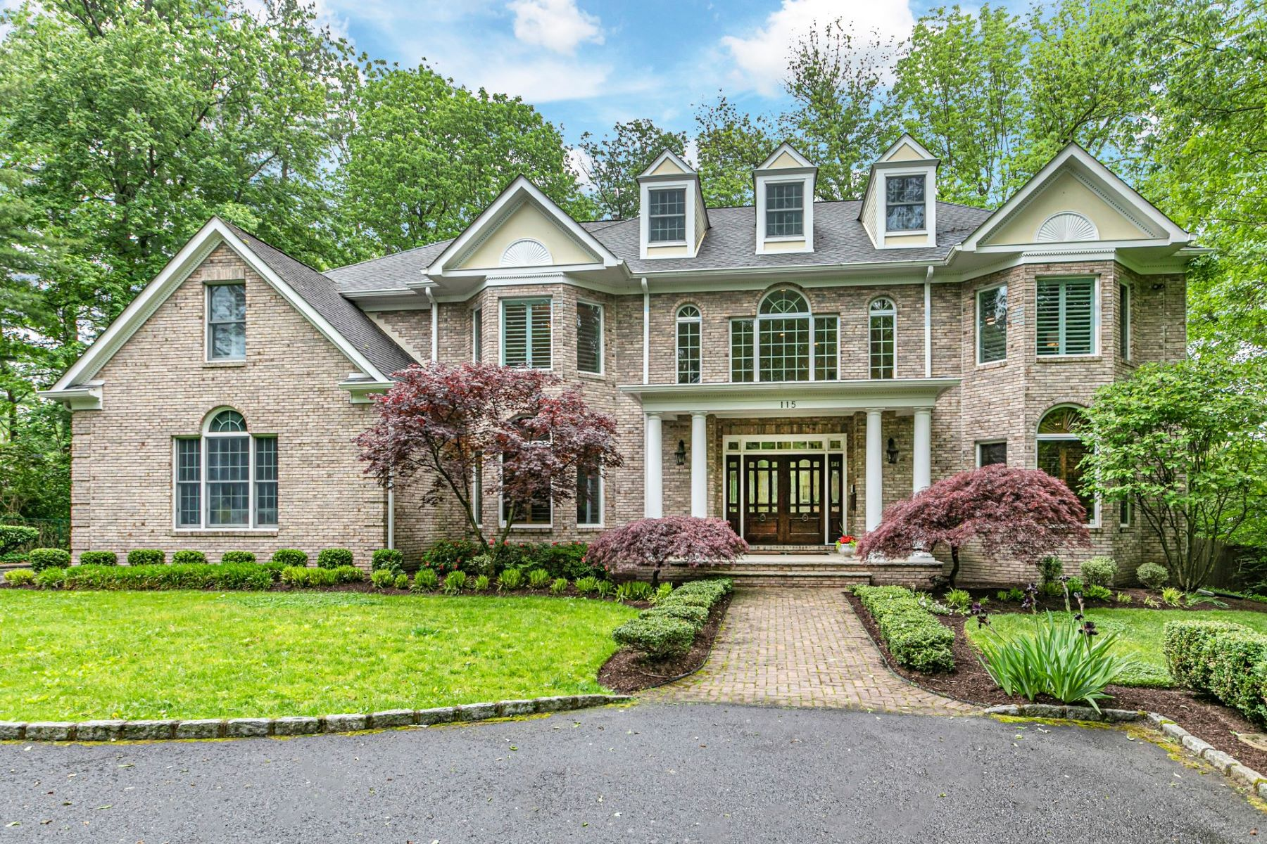 Single Family Homes for Sale at As Peaceful as it is Pristine 115 Lafayette Road, Princeton, New Jersey 08540 United States