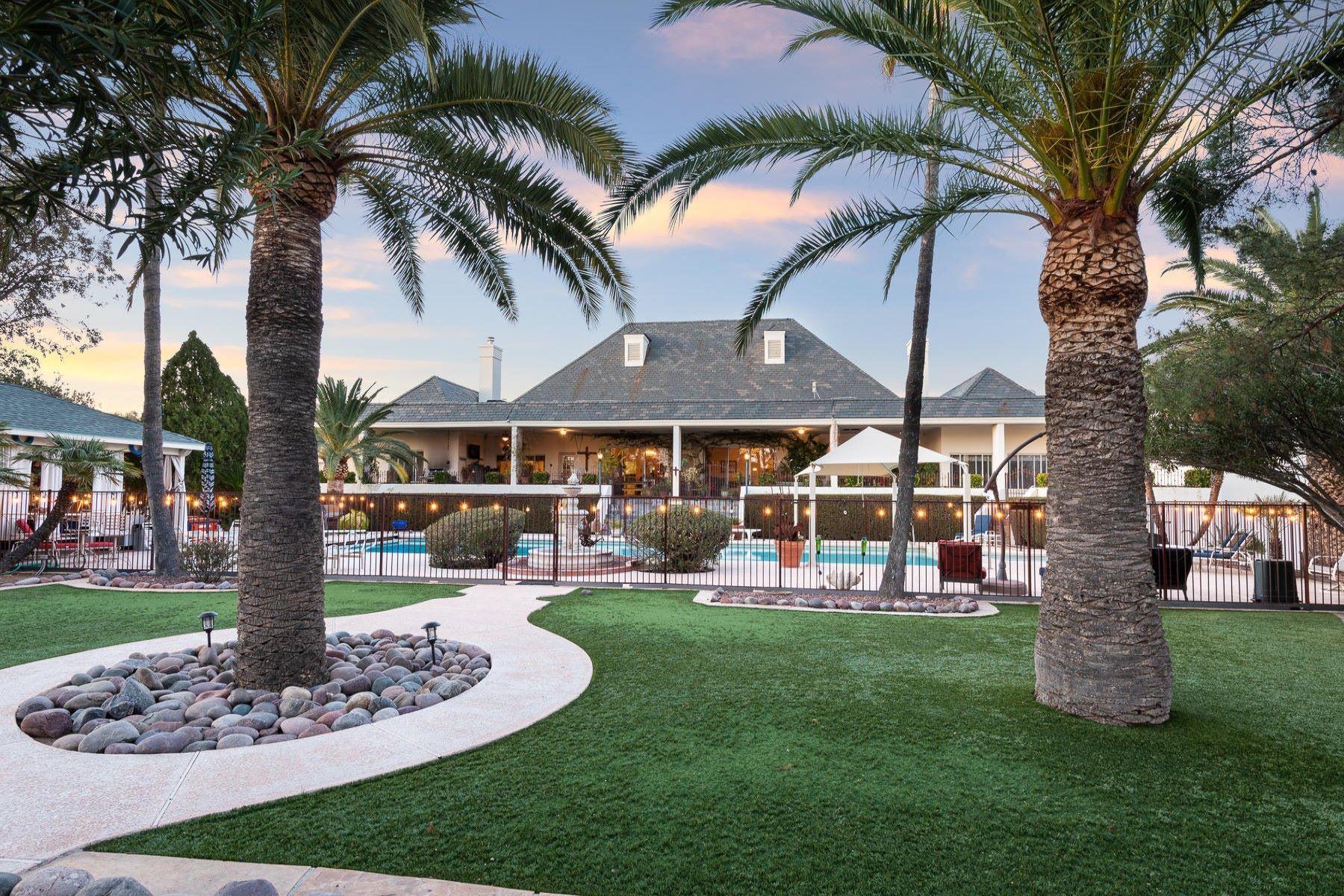 Single Family Homes 为 销售 在 La Cebadilla Estates 12750 E Redington Road 图森, 亚利桑那州 85749 美国