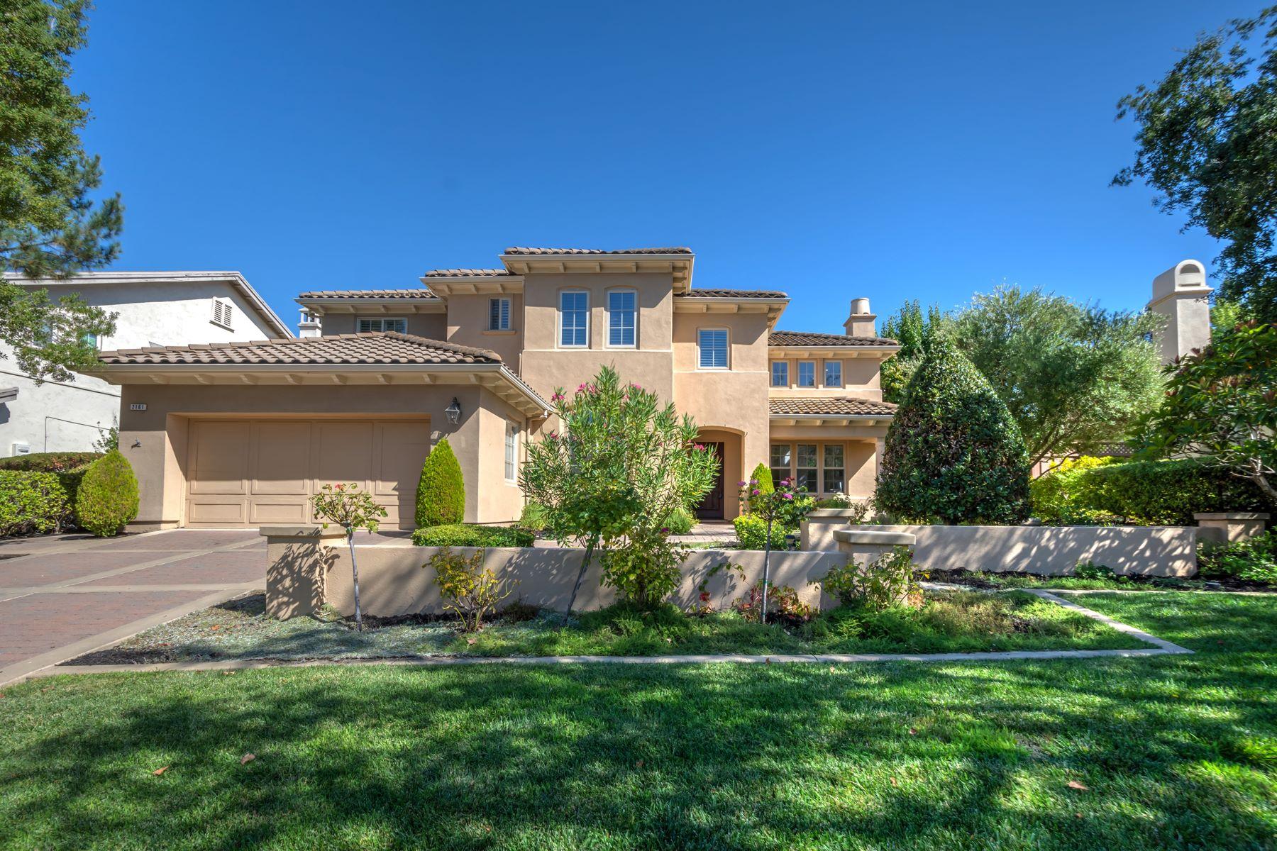 Single Family Homes for Sale at 2161 Pomezia Court, Pleasanton, CA 94566 2161 Pomezia Court Pleasanton, California 94566 United States