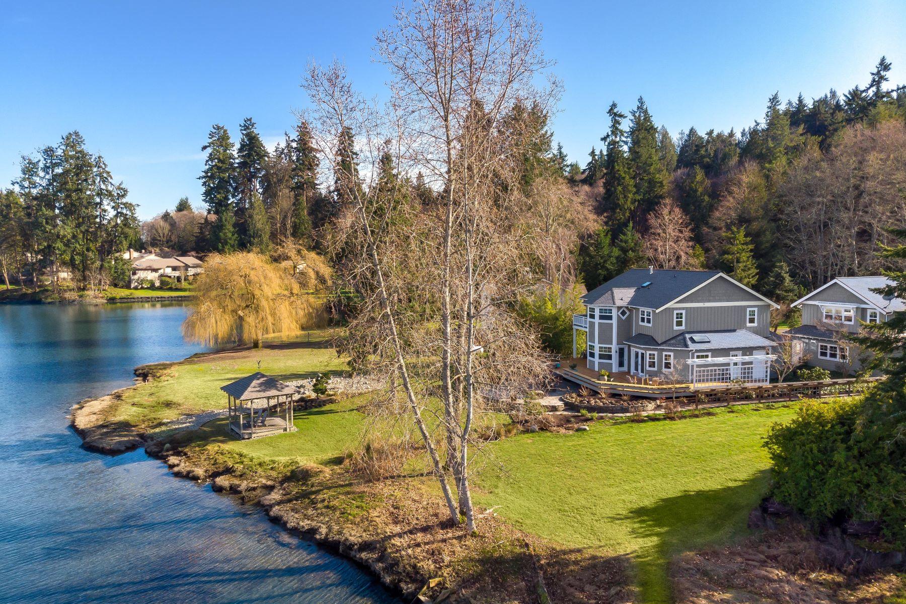 Single Family Homes por un Venta en 6428 Eagle Harbor Drive Northeast, Bainbridge Island, WA 98110 6428 Eagle Harbor Drive Northeast Bainbridge Island, Washington 98110 Estados Unidos