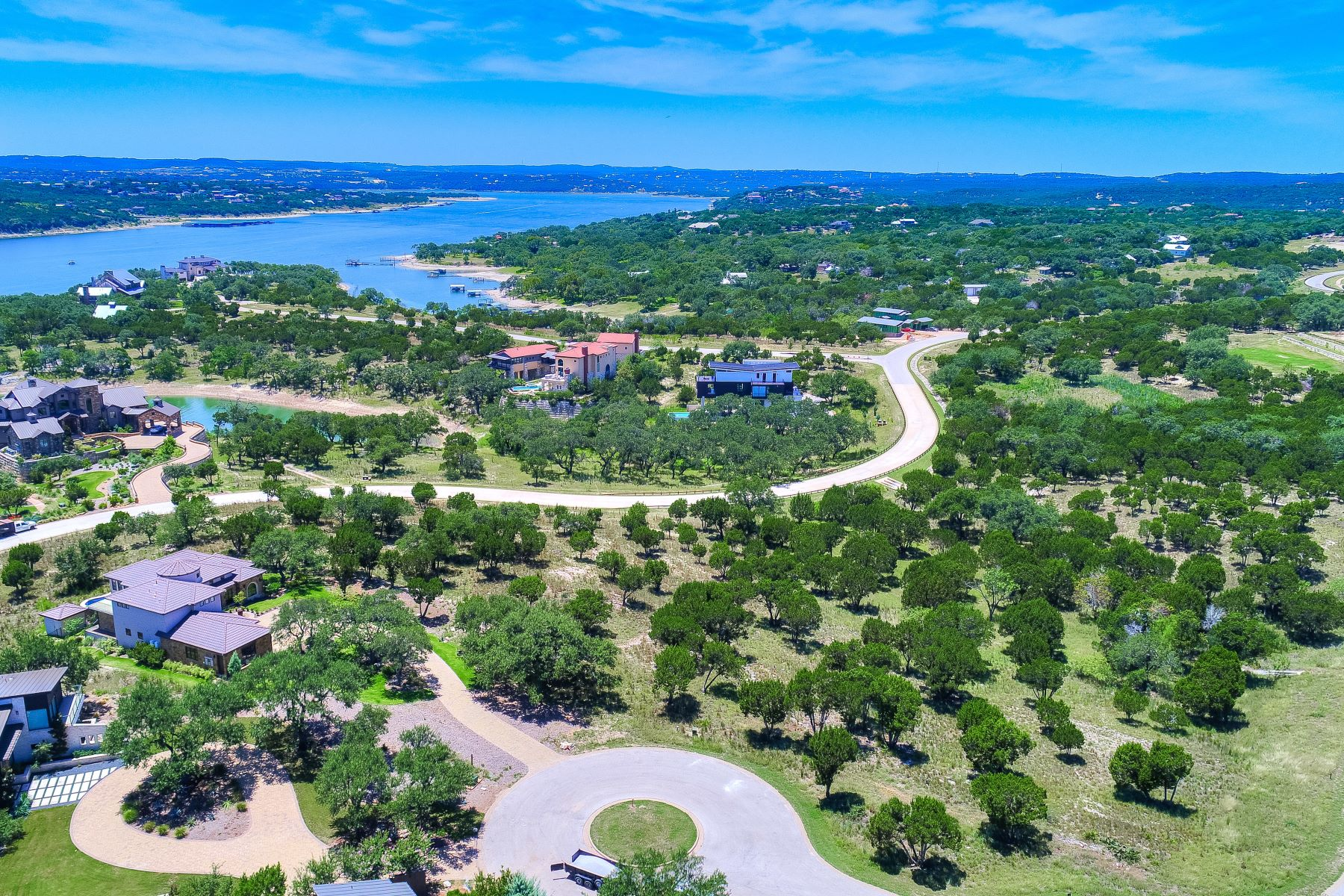 Single Family Home for Sale at Live the Waterfront Lifestyle 19204 Secretariat Place Spicewood, Texas 78669 United States