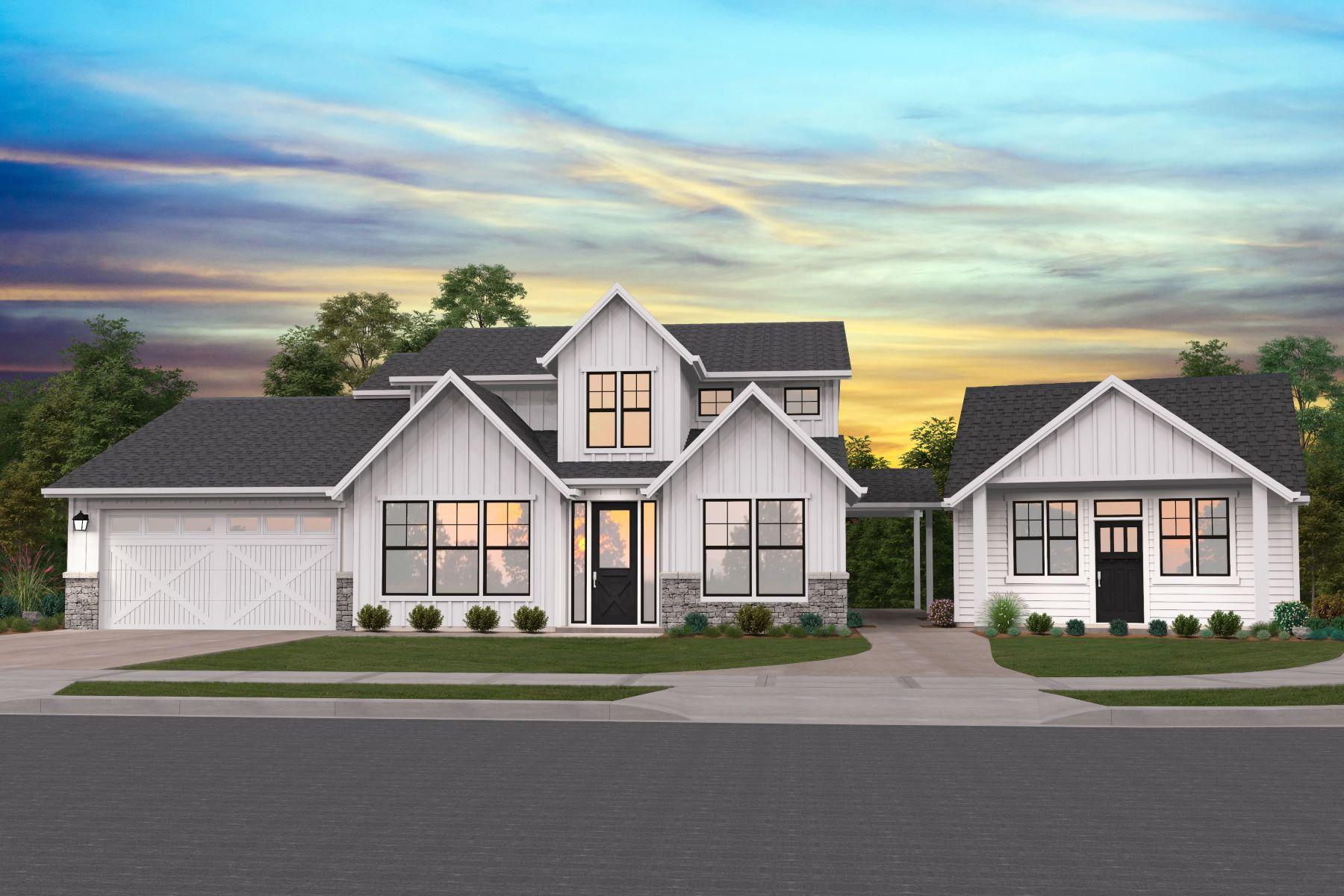 Single Family Homes for Sale at 7611 Myers Road East, Bonney Lake, WA 98391 7611 Myers Rd E Bonney Lake, Washington 98391 United States