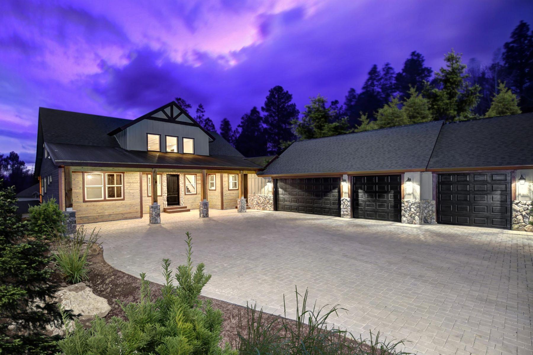 Single Family Homes 为 销售 在 Munds Park 17680 S Krolak Way Munds Park, 亚利桑那州 86017 美国