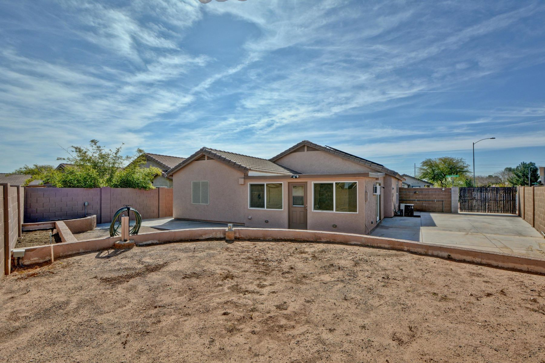 Single Family Homes for Active at Parque Verde 12654 W BLOOMFIELD RD El Mirage, Arizona 85335 United States