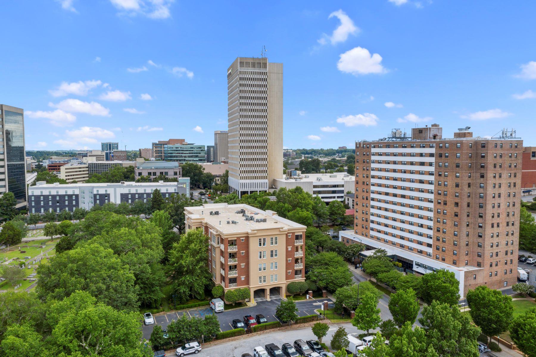 Condominiums por un Venta en 400 North Main Street, Greenville, SC 29601 400 North Main Street, Unit 502, Greenville, Carolina del Sur 29601 Estados Unidos