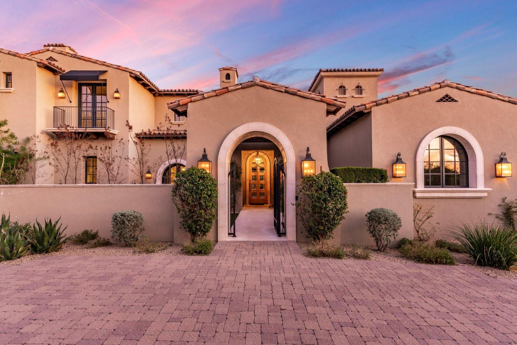 Single Family Homes por un Venta en Silverleaf Upper Canyon 20913 N 109th Place 1619 Scottsdale, Arizona 85255 Estados Unidos