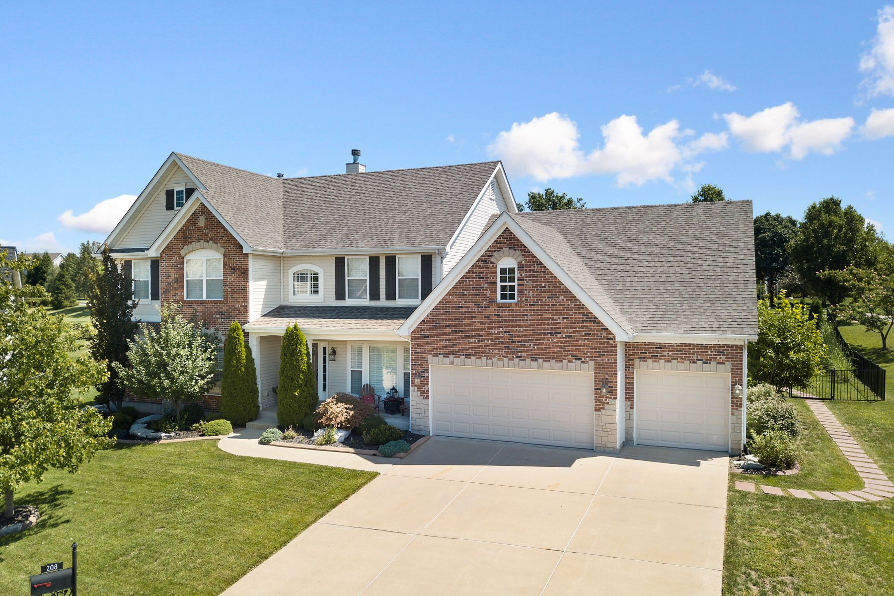 Property for Sale at Gorgeously Maintained Wildwood Two Story 208 Spyglass Hill Drive Wildwood, Missouri 63040 United States