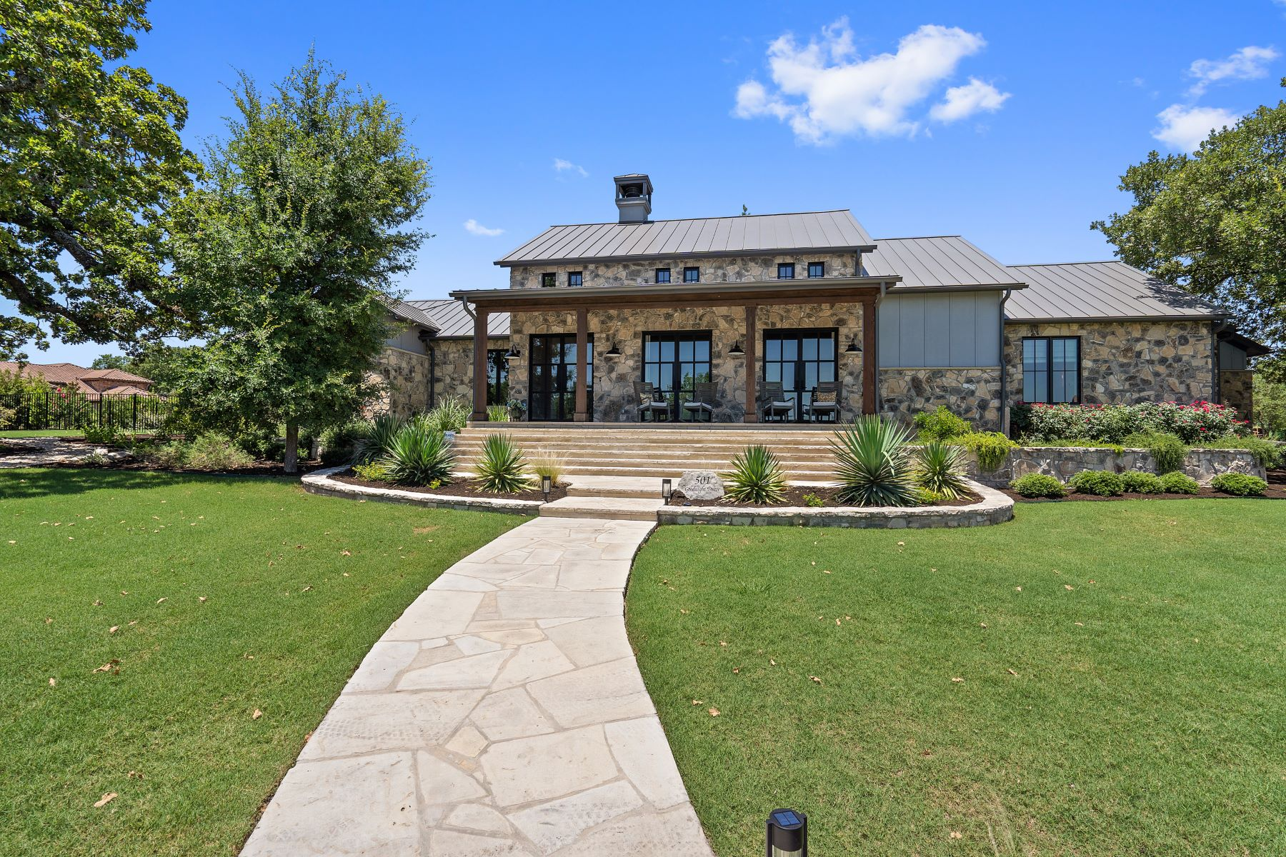 Single Family Homes for Sale at Cimarron Hills One Story 501 Goodnight Drive Georgetown, Texas 78628 United States