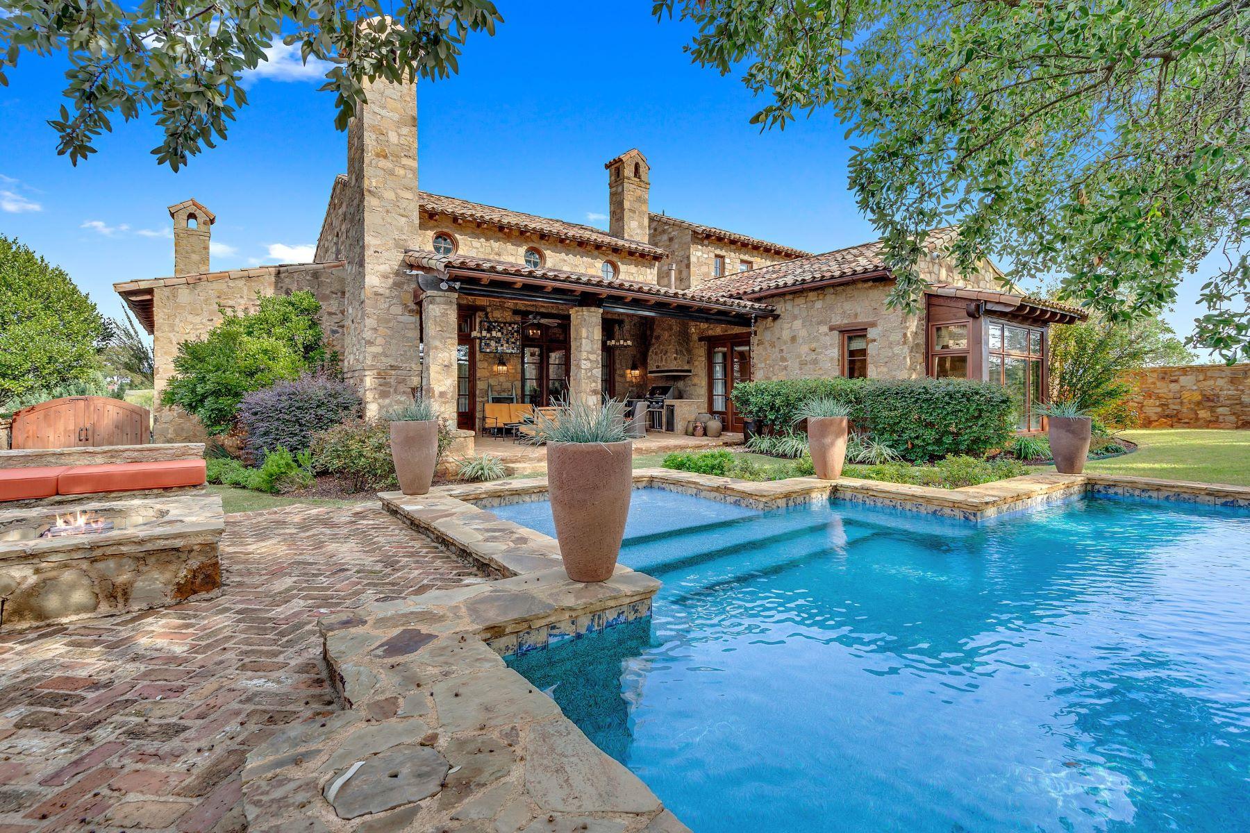 Single Family Homes for Sale at 104 Estrella // Escondido Golf & Lake Club // Horseshoe Bay, TX 104 Estrella // Escondido Golf and Lake Club Horseshoe Bay, Texas 78657 United States