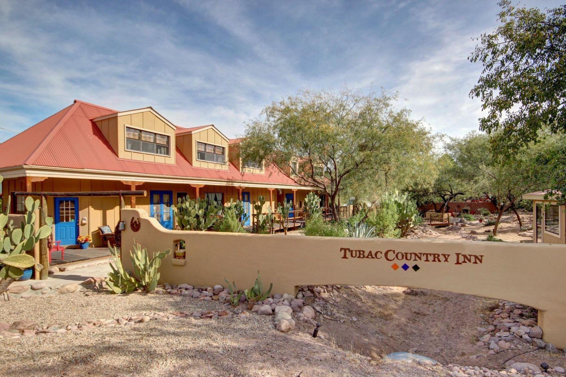 Other Residential Homes για την Πώληση στο Tubac Country Inn 13 Burruel Street, Tubac, Αριζονα 85646 Ηνωμένες Πολιτείες