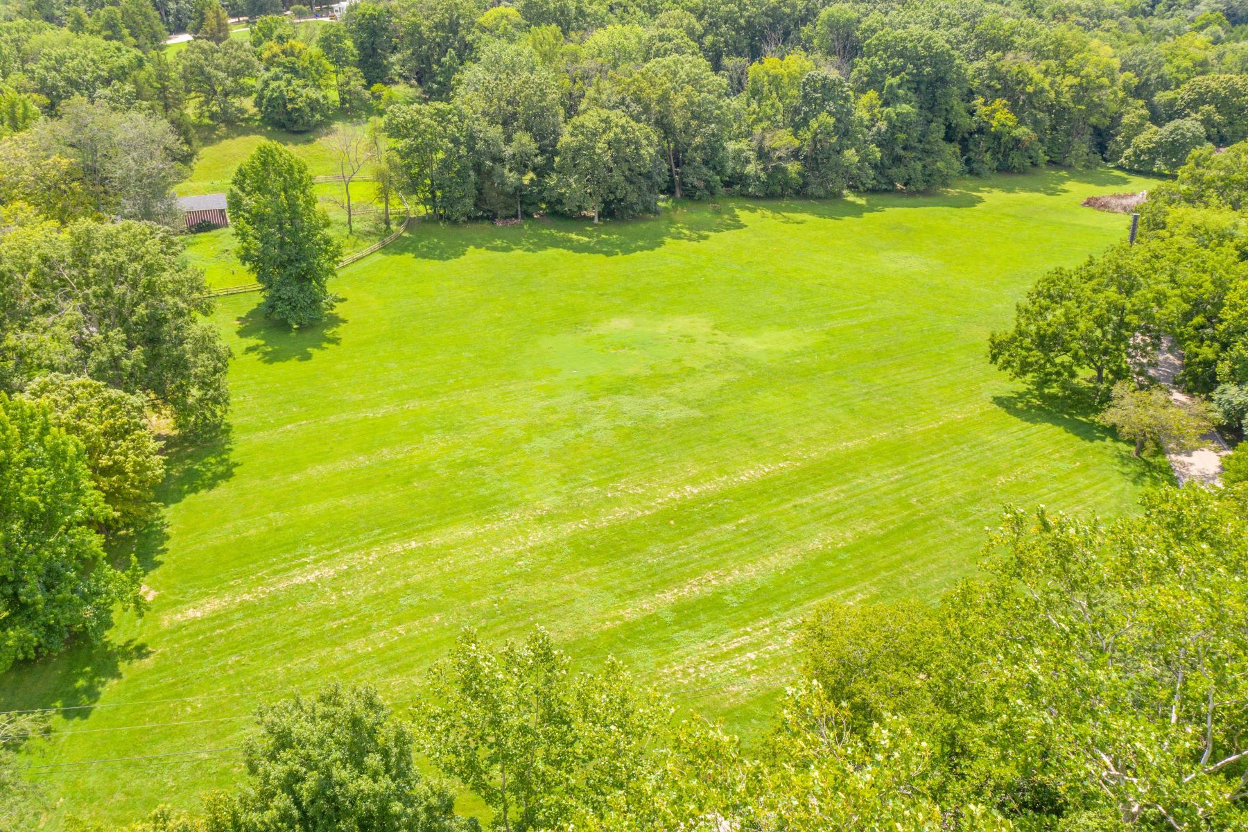 Land for Sale at Picturesque 3-acre lot in Wildwood 816 Forby Road Eureka, Missouri 63025 United States