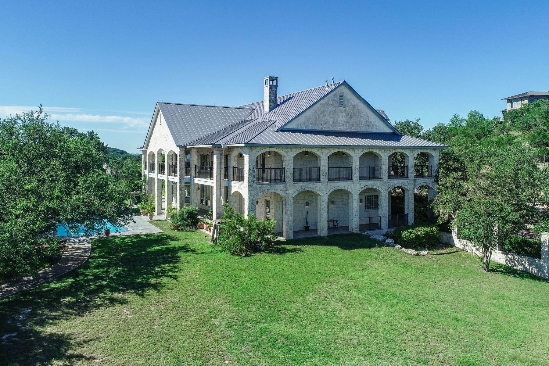 Single Family Homes for Sale at Unparalleled Dominion Estate 41 Vineyard Drive, San Antonio, Texas 78257 United States