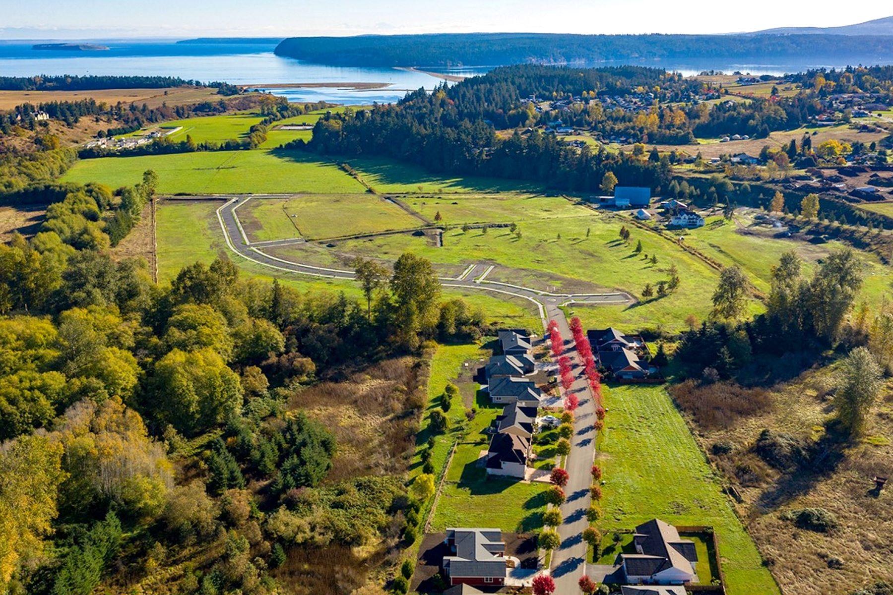 Land for Sale at Phase C Willow Creek Manor 00 Dover Lane Sequim, Washington 98382 United States