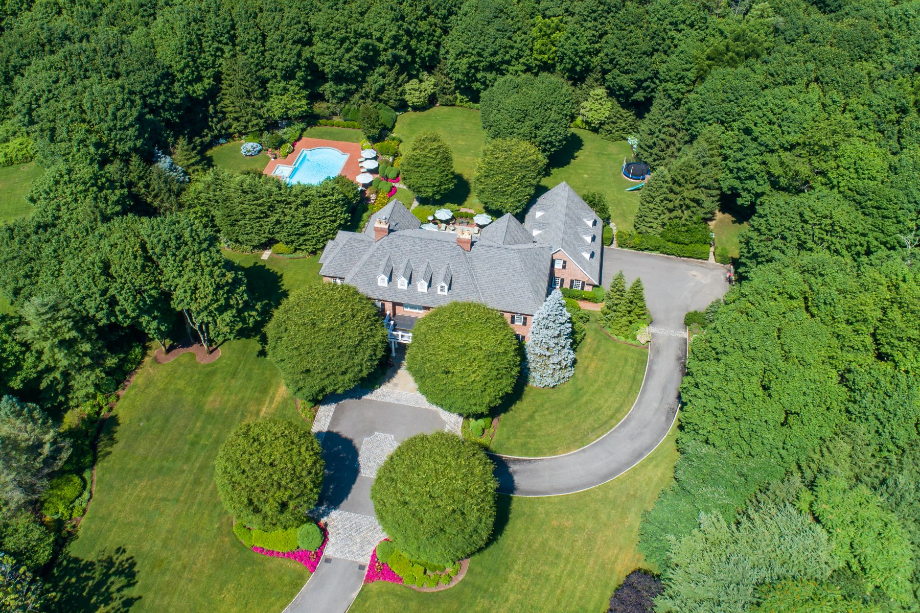 Single Family Homes 為 出售 在 6 Orchard Lane, Old Westbury, Ny, 11568 Old Westbury, 纽约 11568 美國