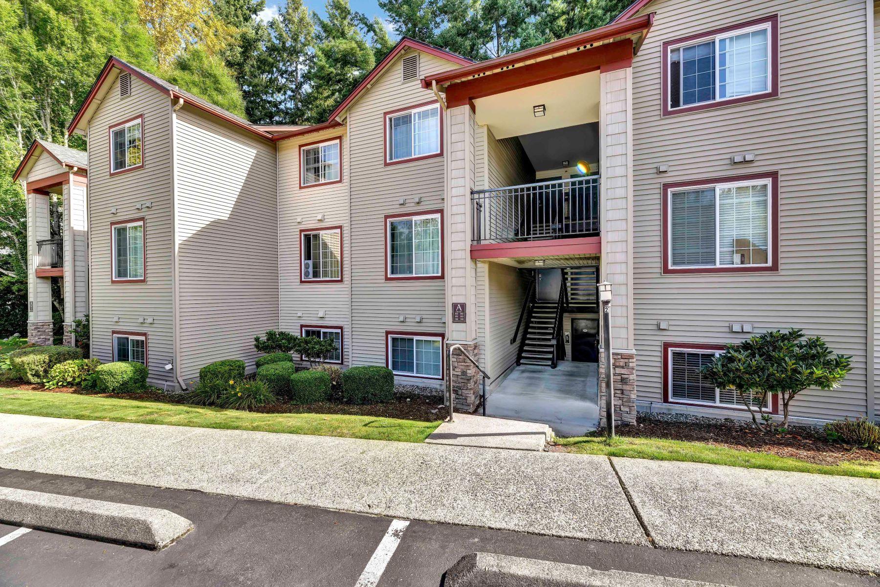 Condominiums for Sale at 25025 SE Klahanie Blvd Unit #A103, Issaquah, WA 98029 25025 SE Klahanie Blvd Unit #A103 Issaquah, Washington 98029 United States