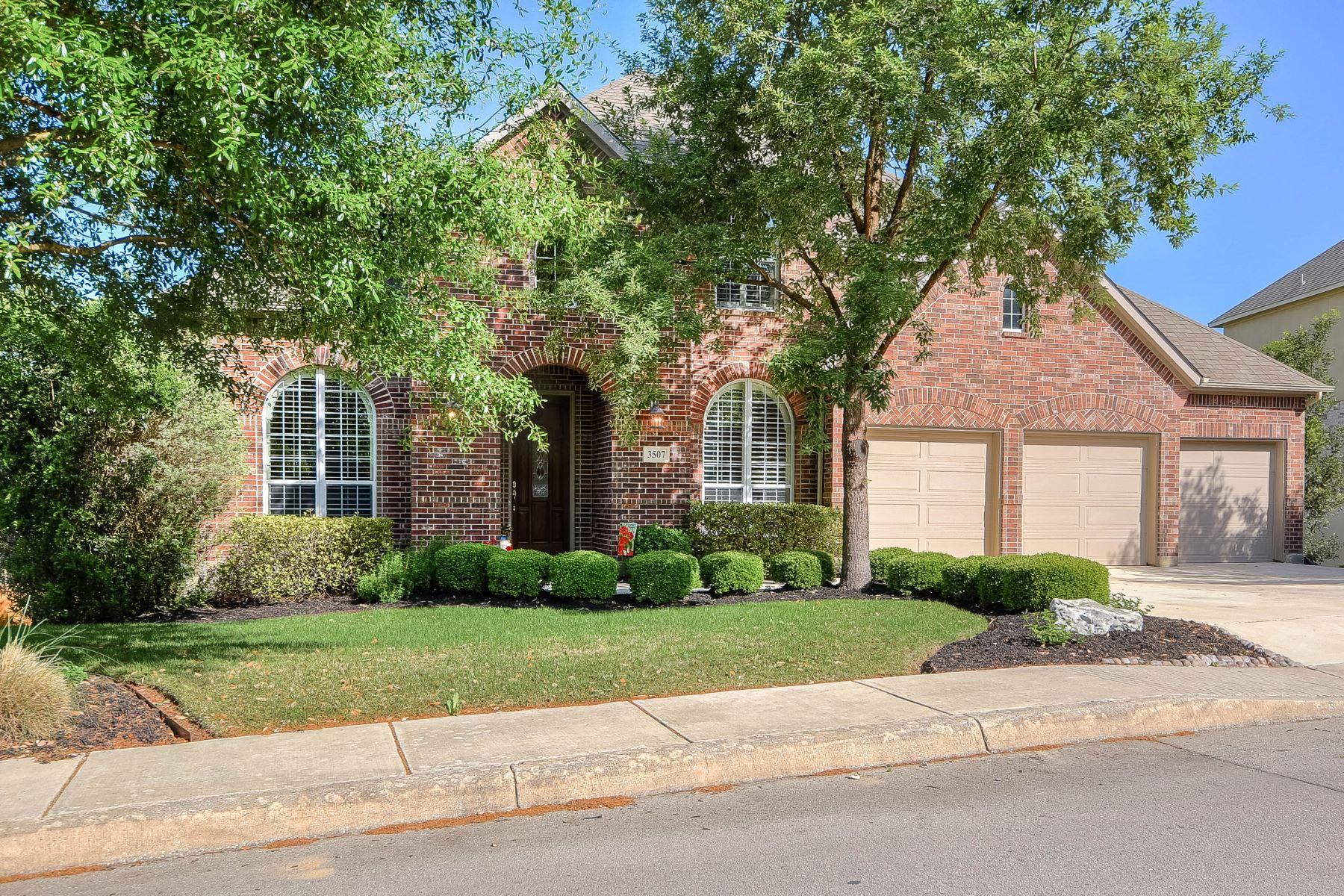 一戸建て のために 売買 アット Treasured Home in Cibolo Canyons 3507 Sunset Cliff, Cibolo Canyons, San Antonio, テキサス, 78261 アメリカ合衆国