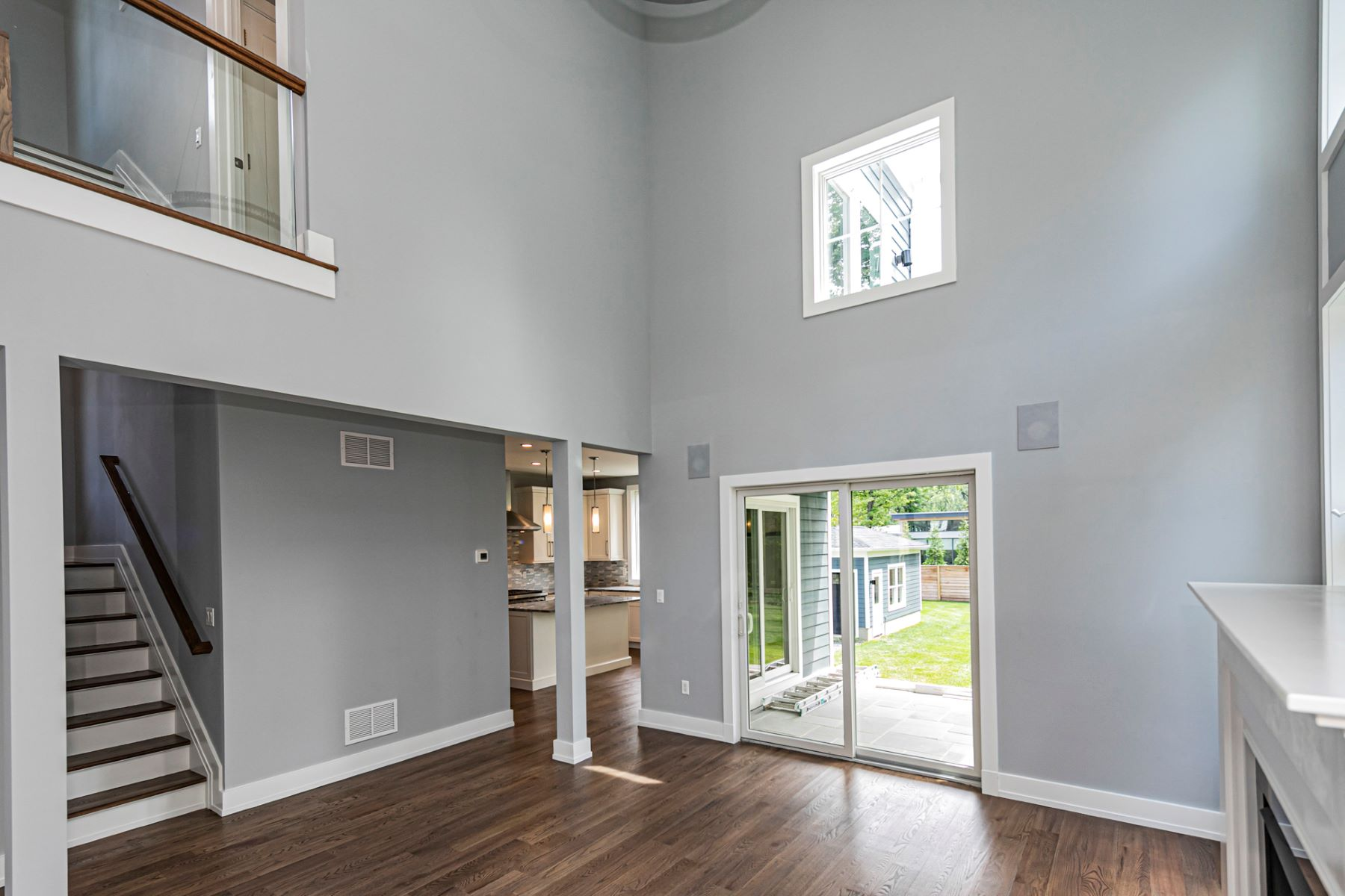 Additional photo for property listing at Distinctive New Home, Blocks from Nassau Street 49 Patton Avenue, Princeton, New Jersey 08540 Vereinigte Staaten