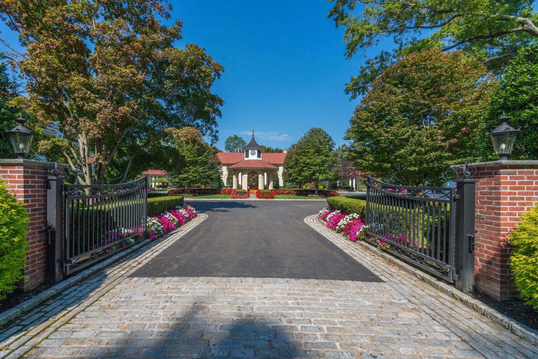 Single Family Homes 為 出售 在 13 Tennis Court Rd, Cove Neck, Ny, 11771 Cove Neck, 纽约 11771 美國
