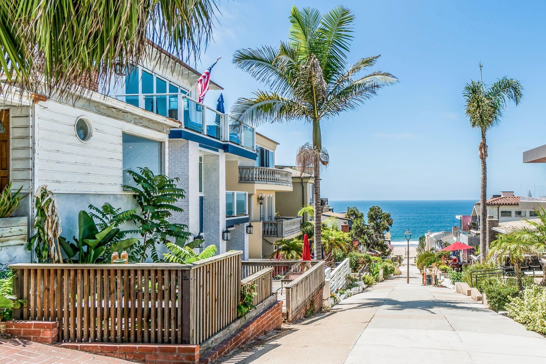 Duplex Homes 为 销售 在 228 19th Street, Manhattan Beach, CA 90266 228 19th Street 曼哈顿海滩, 加利福尼亚州 90266 美国