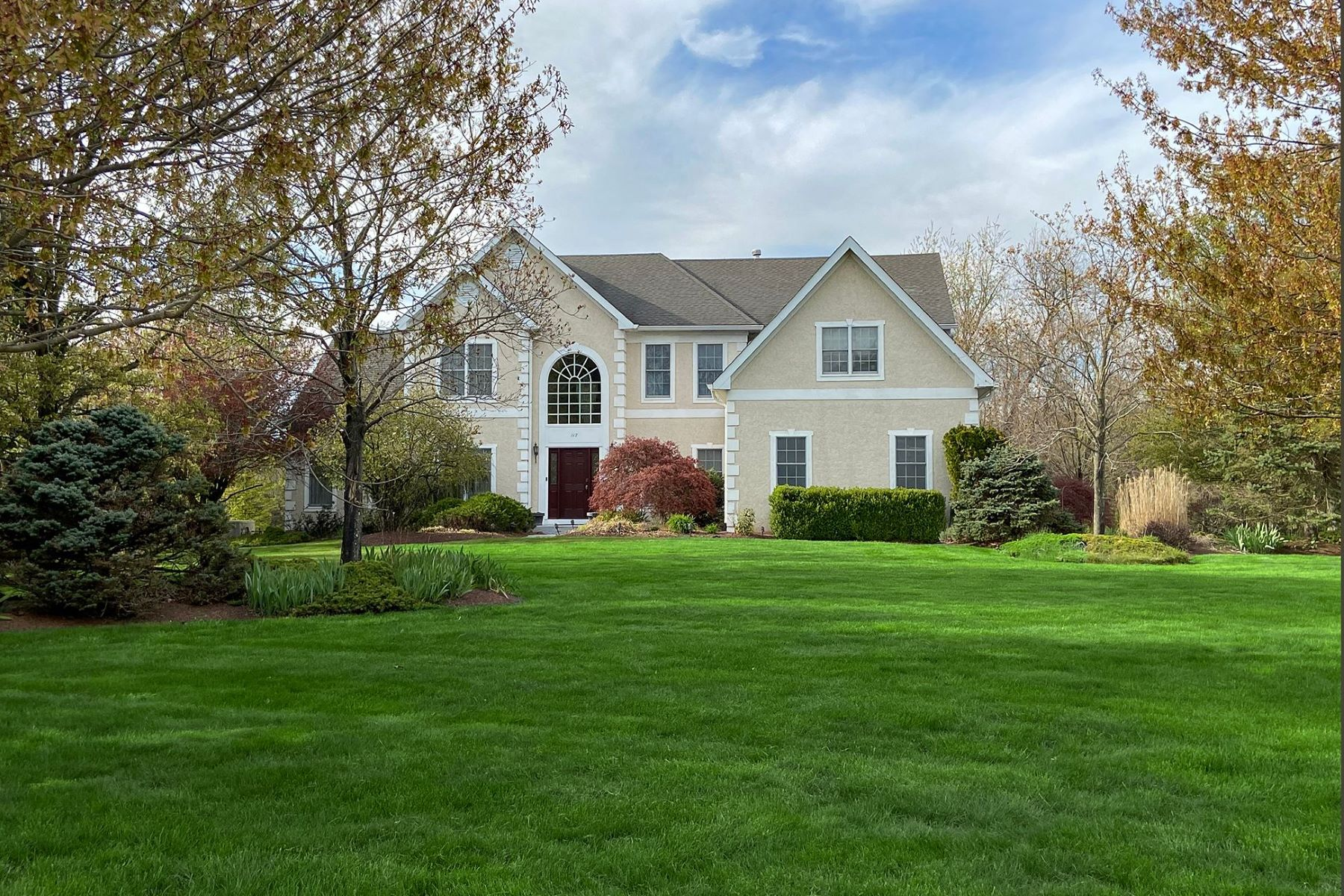 Property for Sale at Pristine Home and Close to Everything 117 Saxon Way, Skillman, New Jersey 08558 United States