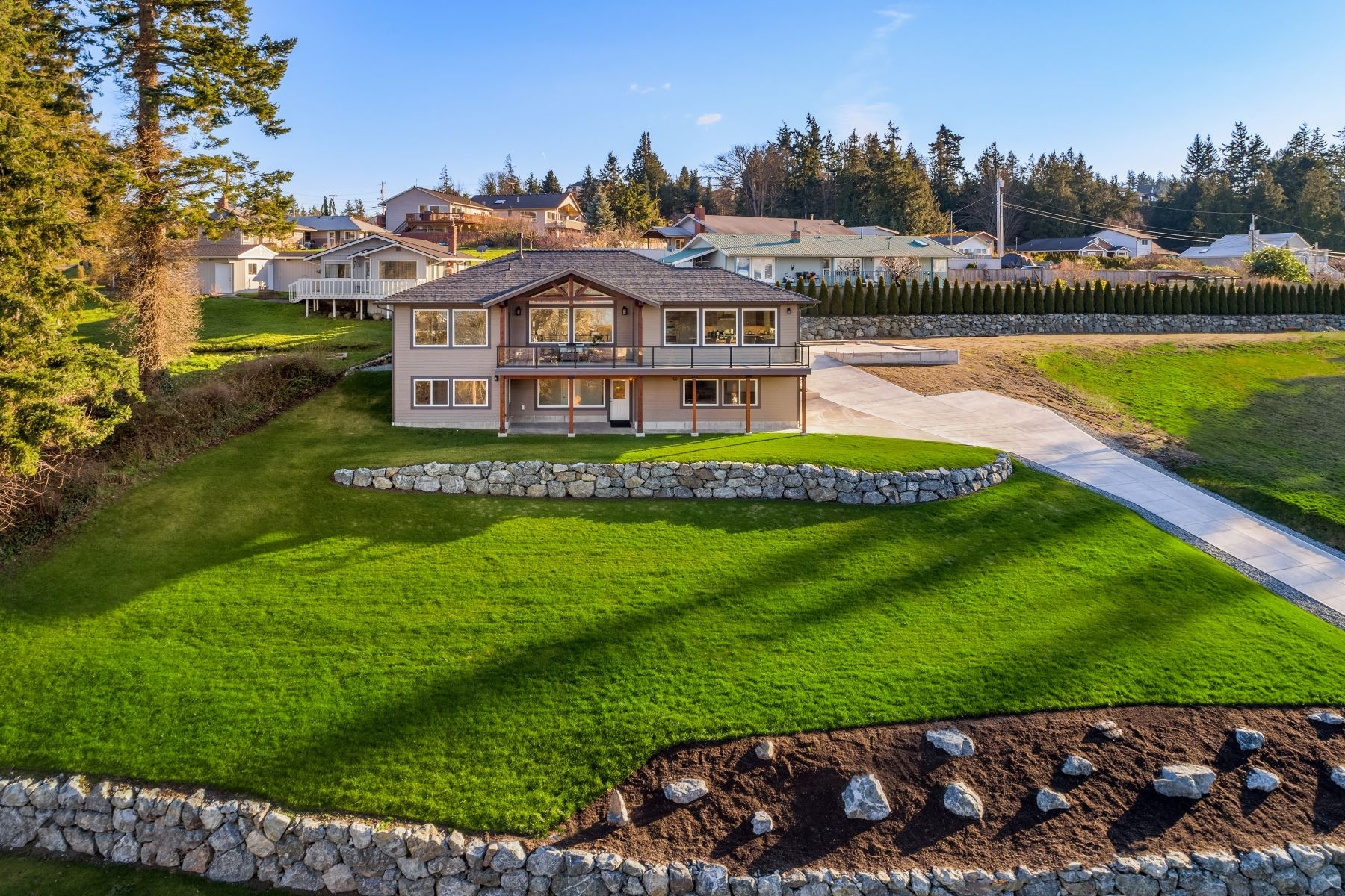 Single Family Homes for Sale at 182 Utsalady Rd, Camano, WA 98282 182 Utsalady Rd Camano, Washington 98282 United States