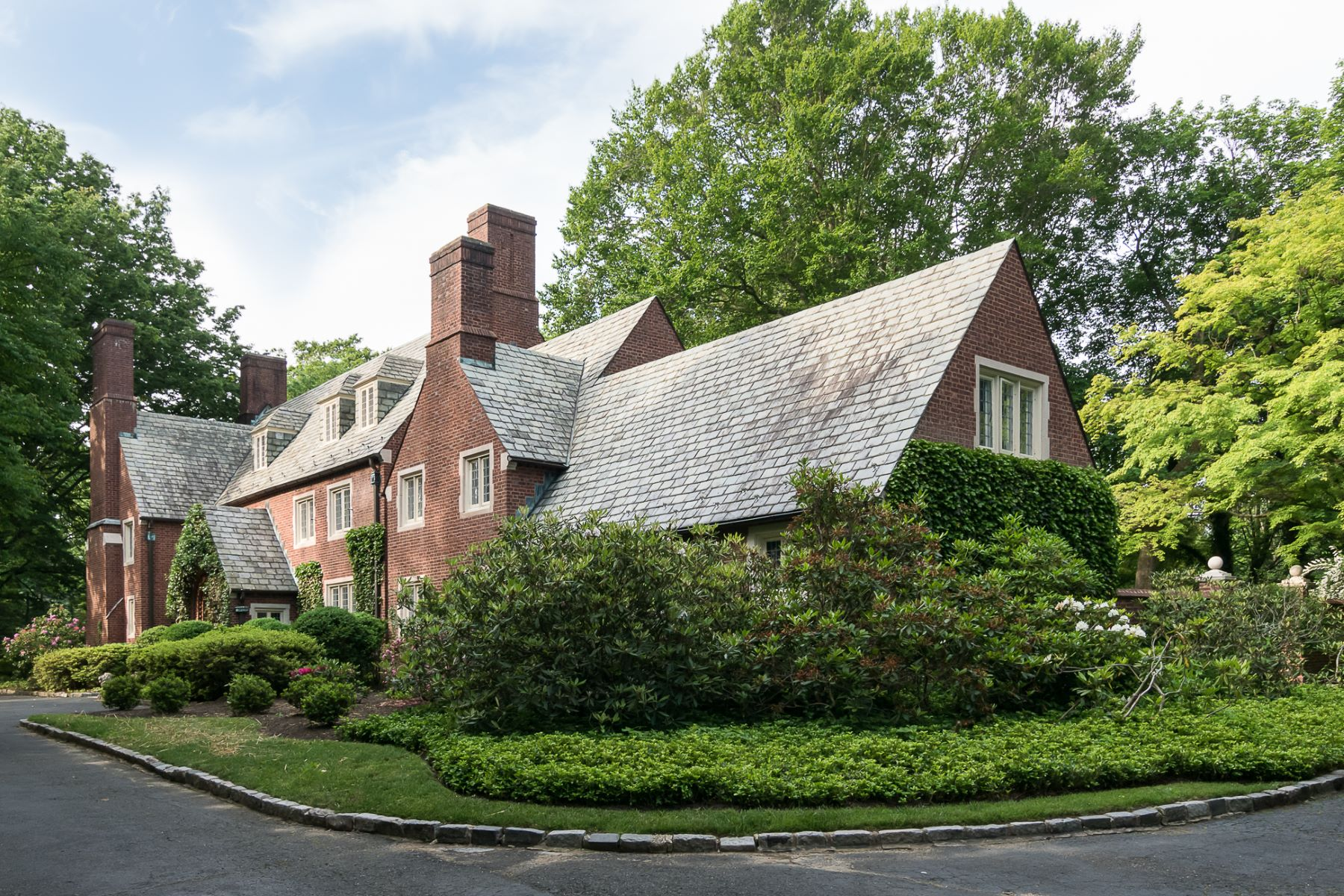 Property for Sale at English Manor Elevated To Meet Modern Expectations 94 Rosedale Road, Princeton, New Jersey 08540 United States