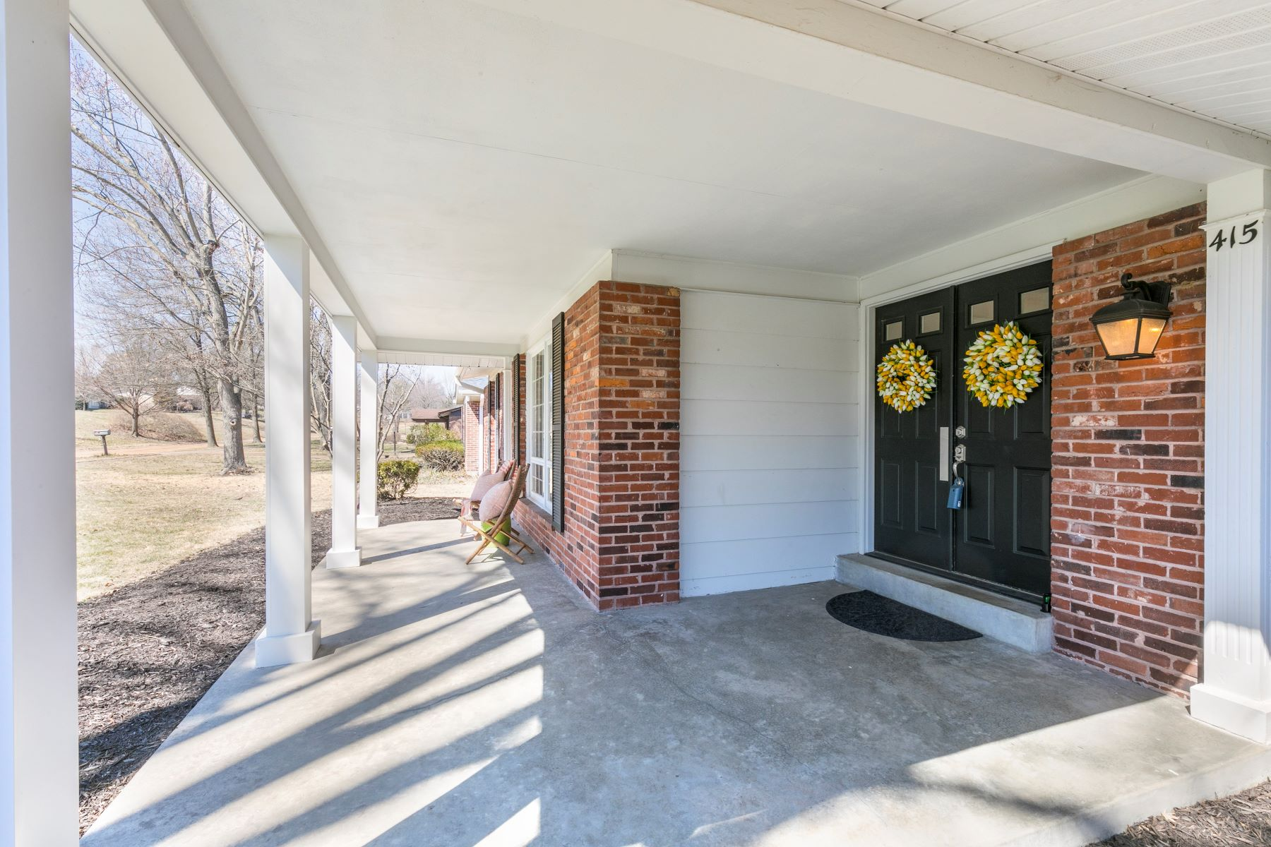 Additional photo for property listing at Monticello Drive 415 Monticello Drive Ballwin, Missouri 63011 United States