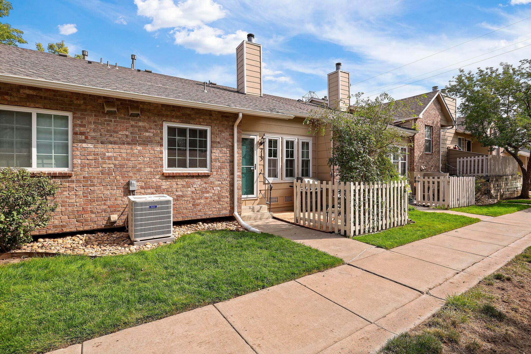 Multi-Family Homes for Sale at 713 S Depew Street, Lakewood, Co, 80226 713 S Depew Street Lakewood, Colorado 80226 United States