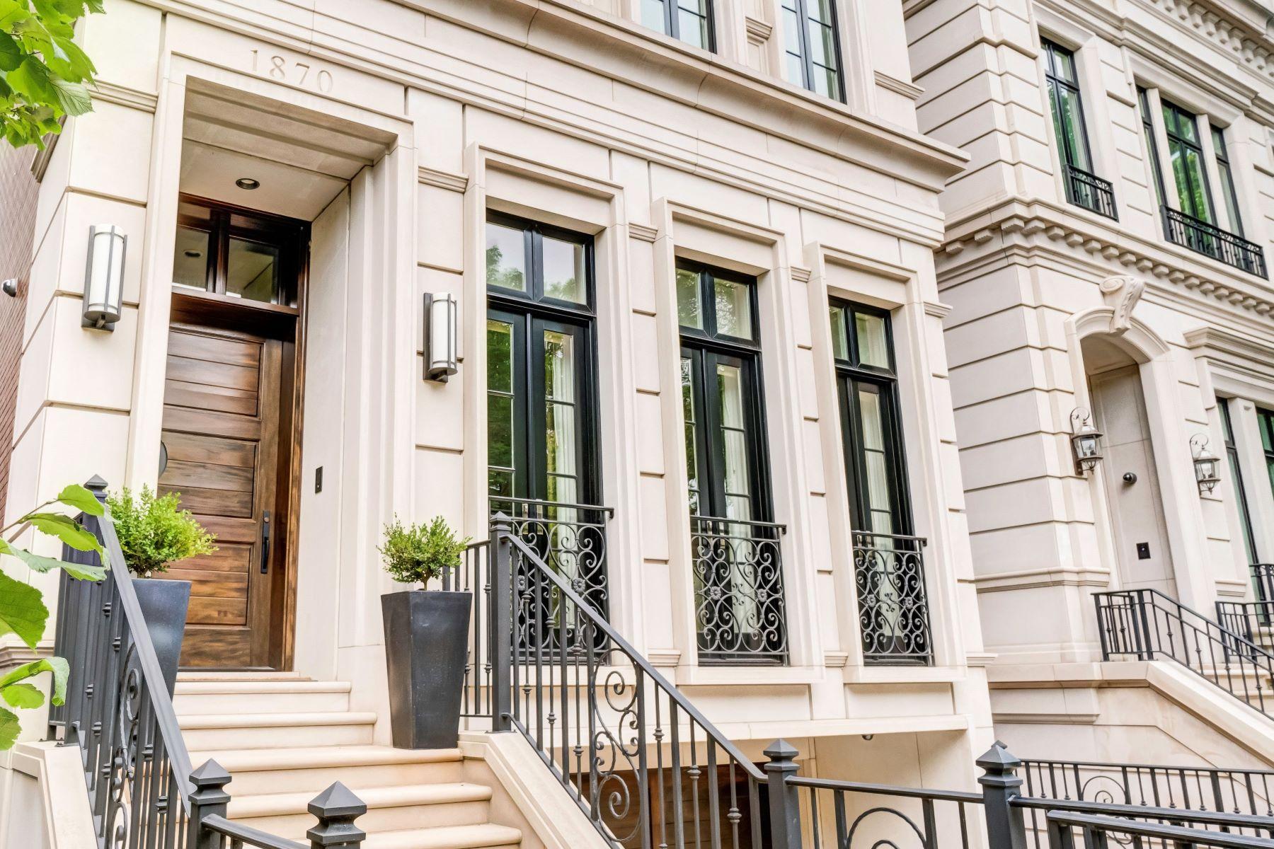 Single Family Homes για την Πώληση στο Elegant Lincoln Park Home 1870 N Orchard Street, Σικάγο, Ιλινοϊσ 60614 Ηνωμένες Πολιτείες