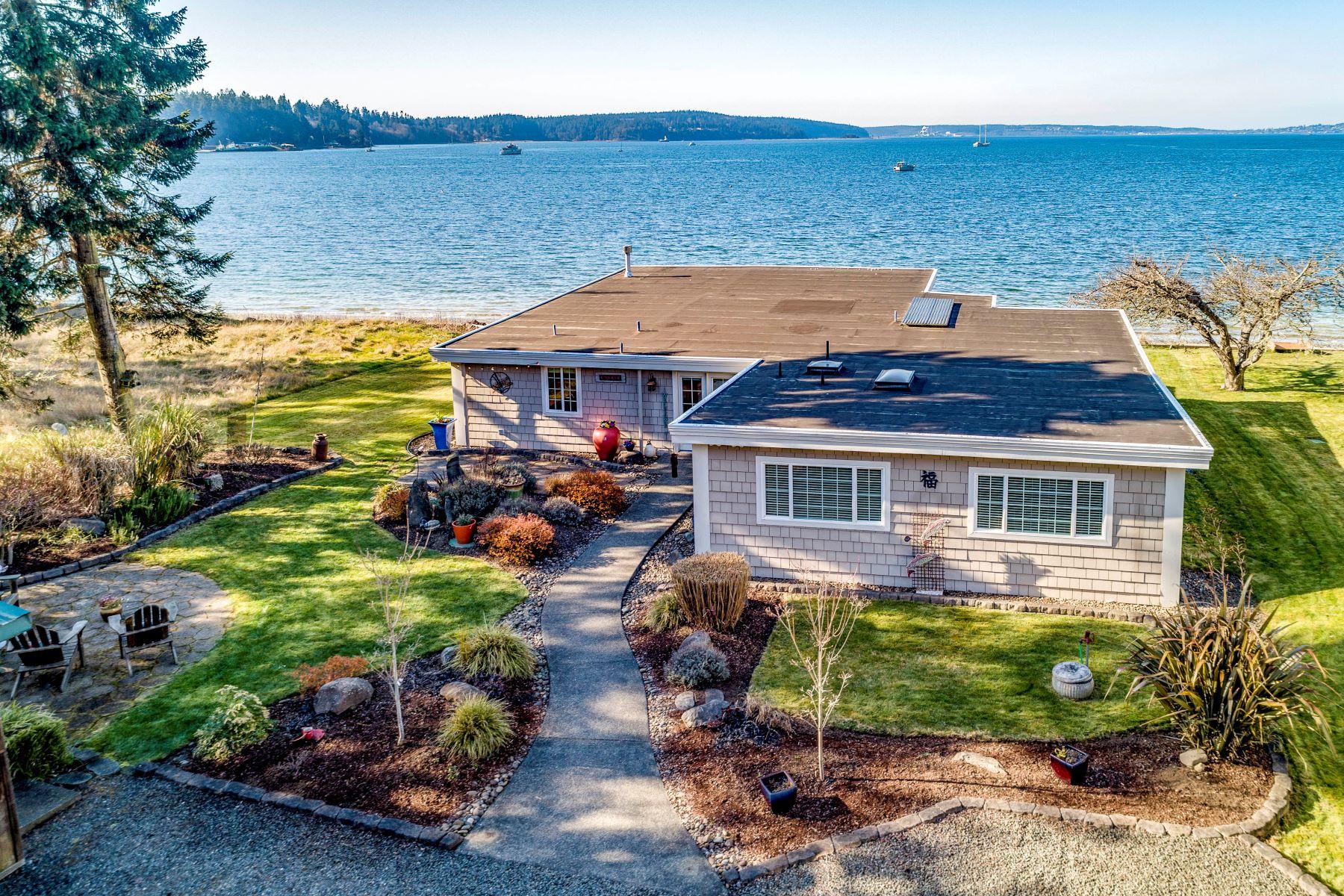 Other Residential Homes 용 매매 에 271 Cedar Lane, Port Hadlock, WA, 98339 Port Hadlock, 워싱톤 98339 미국