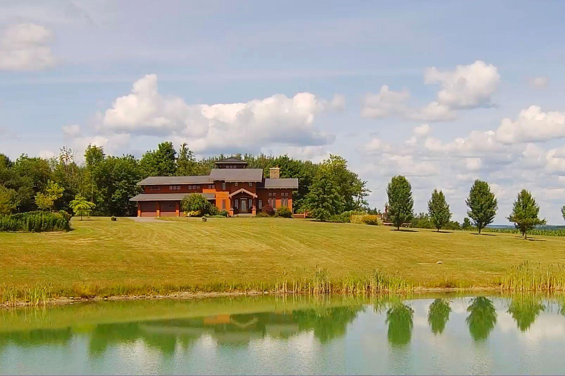 Single Family Homes 為 出售 在 290 Campbell Hill Rd, Owego, Ny, 13827 Owego, 纽约 13827 美國