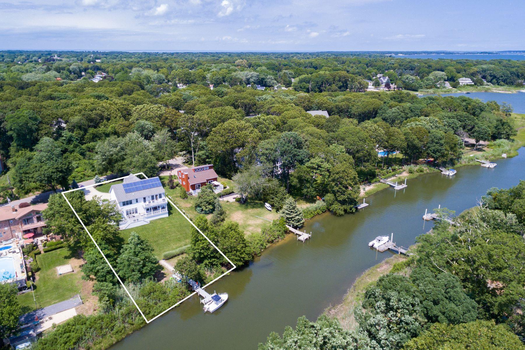 Single Family Homes 為 出售 在 2000 Glenn Road, Southold, Ny, 11971 Southold, 纽约 11971 美國