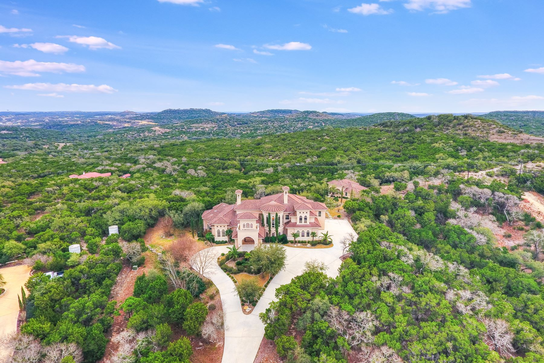Single Family Homes for Active at Private Hill Country Estate 24902 Miranda Ridge Boerne, Texas 78006 United States