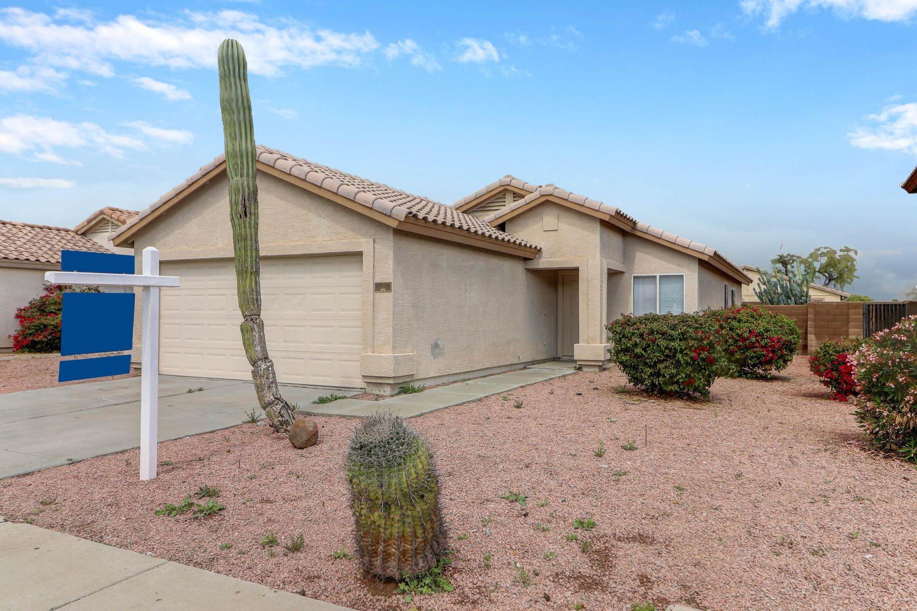 Single Family Homes 용 매매 에 Sundial Community 11924 W Dahlia DR, El Mirage, 아리조나 85335 미국