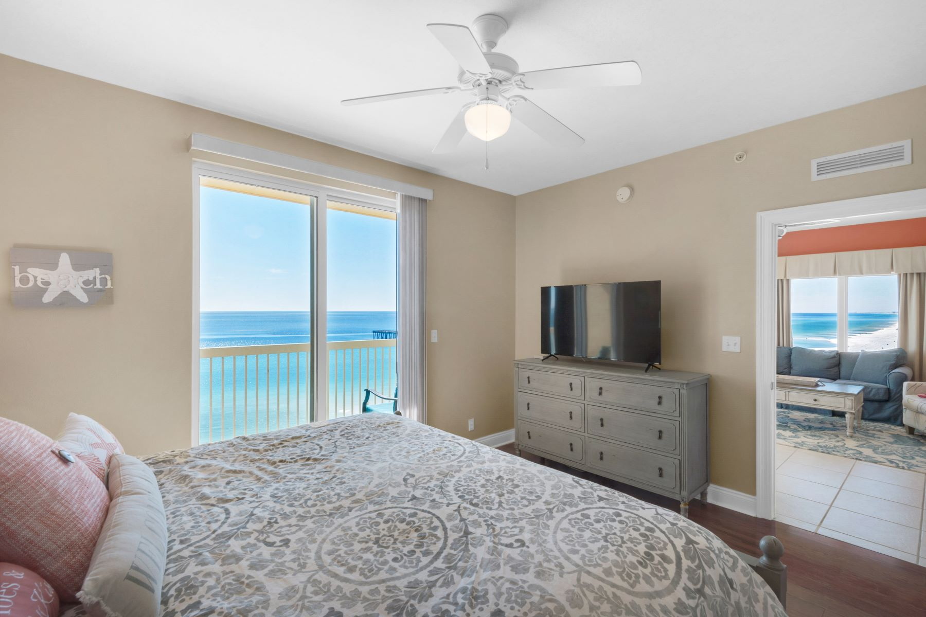 Condominiums for Sale at Condo with Gulf Views and Strong Rental History at Calypso Towers 15817 Front Beach Road 2-1009, Panama City Beach, Florida 32413 United States