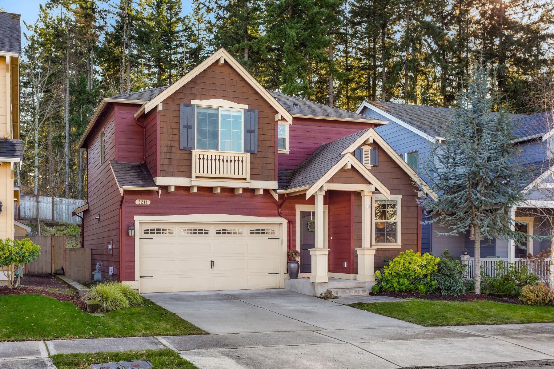 Single Family Homes 용 매매 에 2214 57th St SE, Auburn, WA 98092 2214 57th St SE Auburn, 워싱톤 98092 미국