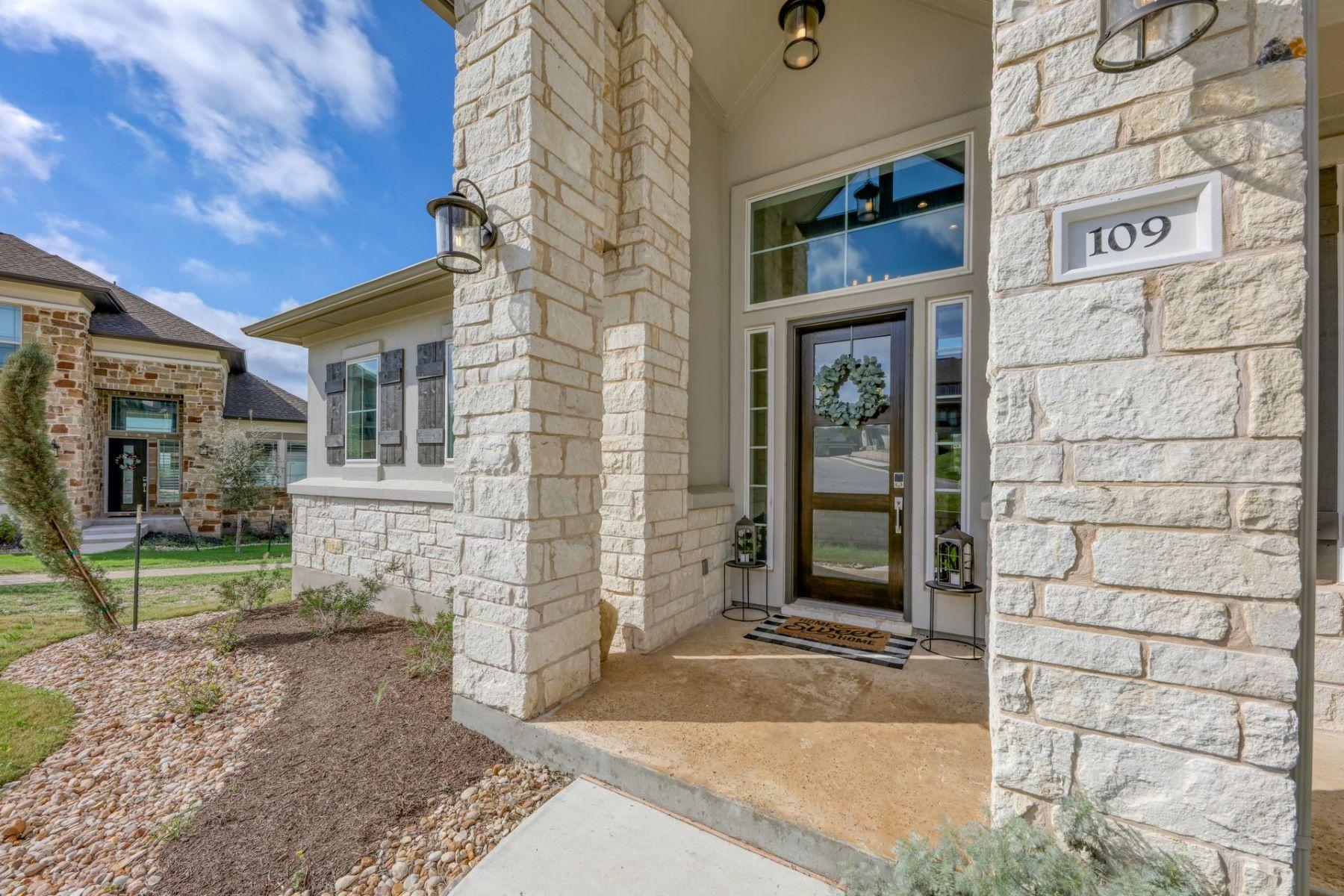 Single Family Homes für Verkauf beim 109 Rosadi Cove, Georgetown, TX 78628 Georgetown, Texas 78628 Vereinigte Staaten