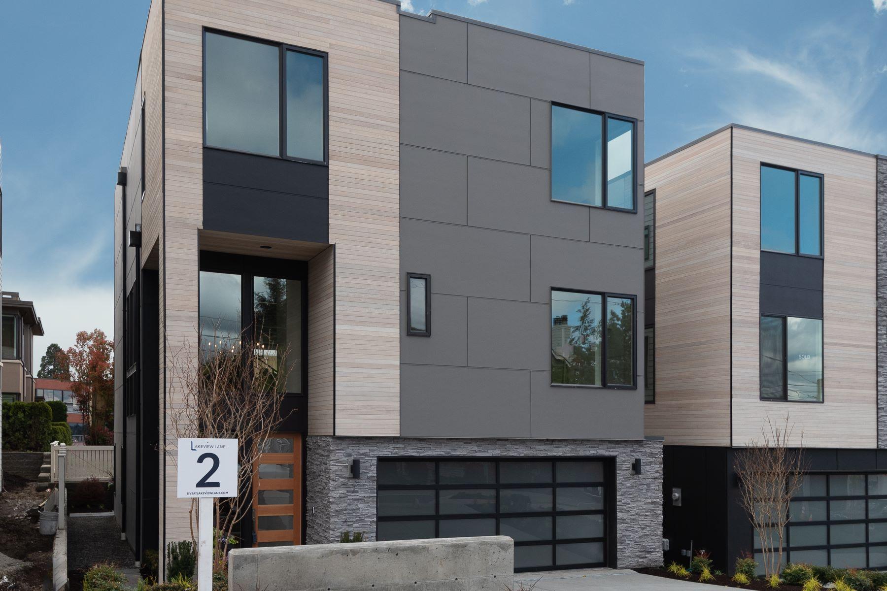 Condominiums for Sale at 10123 Northeast 60th Street (Unit 2), Kirkland, WA 98033 10123 NE 60th Street #2 Kirkland, Washington 98033 United States