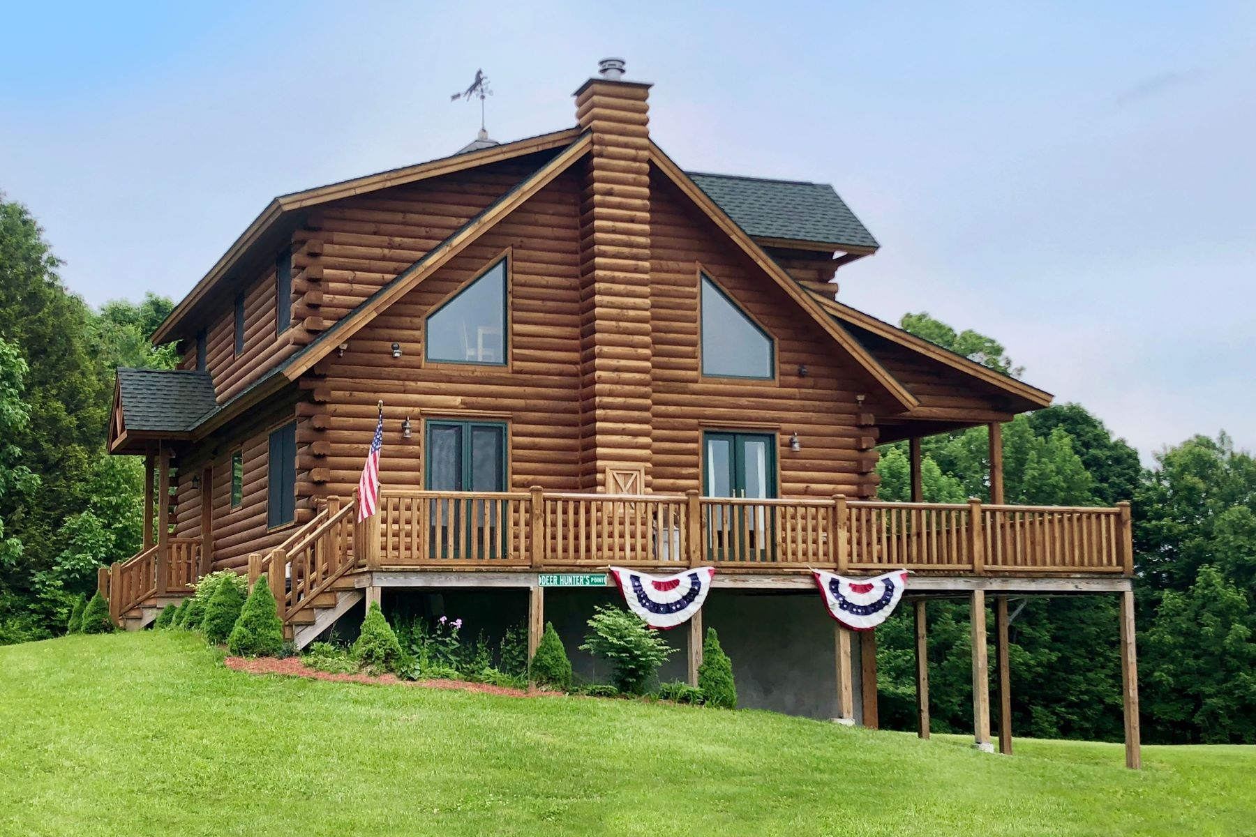 Single Family Homes for Active at 1135 County Road 34, Norwich, NY 13815 1135 County Road 34 Norwich, New York 13815 United States