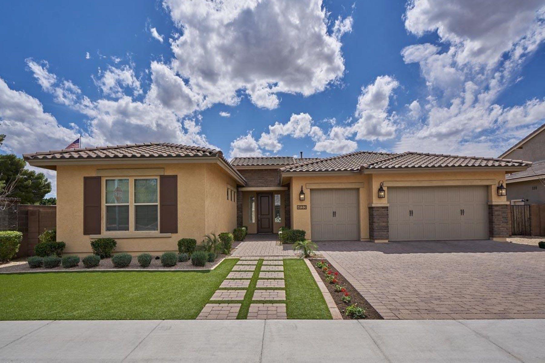 Single Family Homes για την Πώληση στο Leawood 4133 E GABLE AVE, Mesa, Αριζονα 85206 Ηνωμένες Πολιτείες