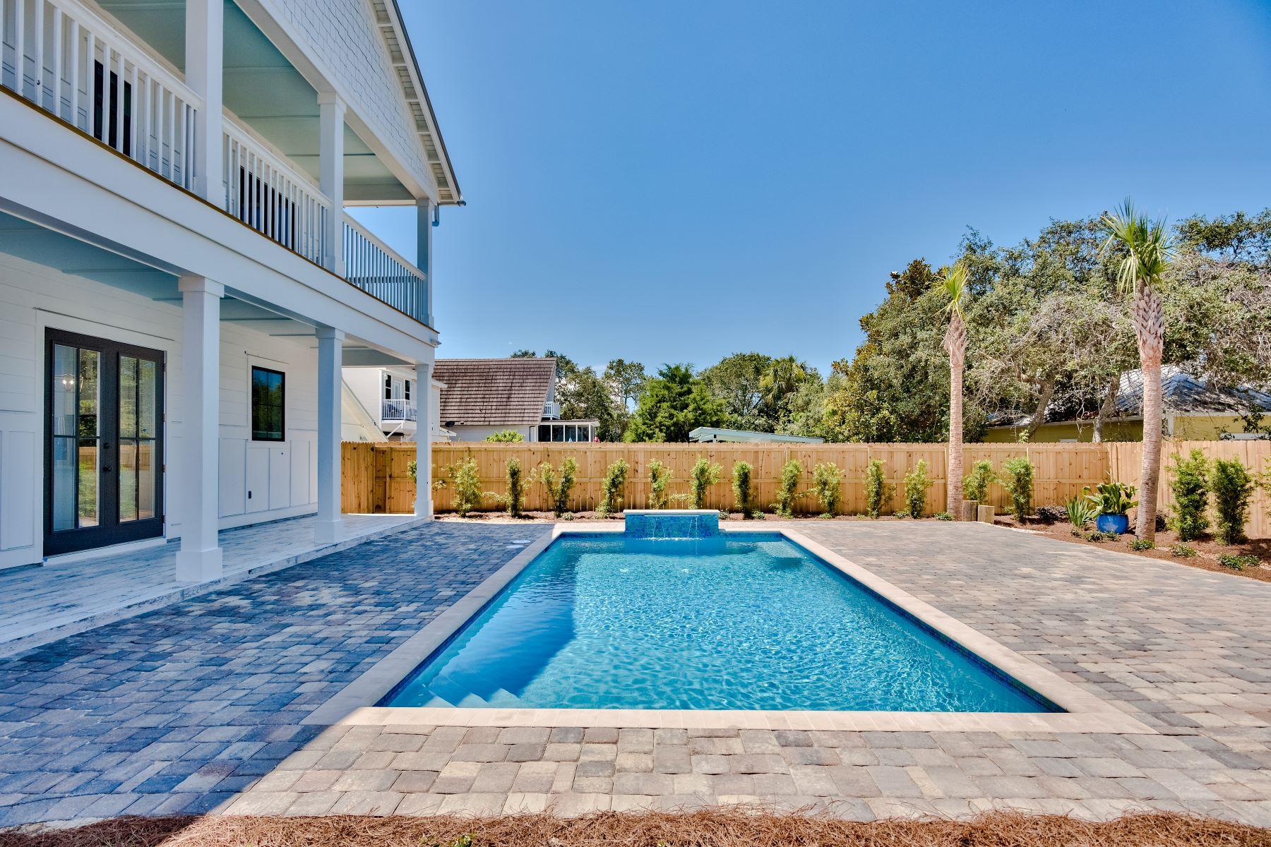 Single Family Homes for Active at Newly Built Home with Private Pool Perfect for Investment 92 Cobia Street Destin, Florida 32541 United States