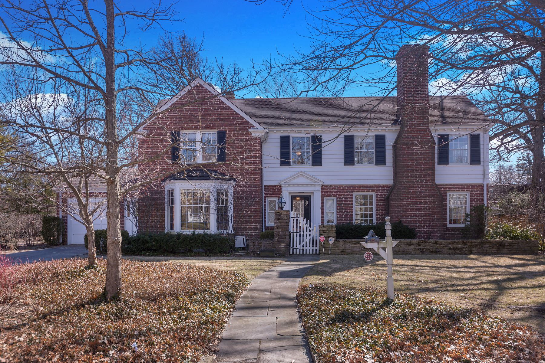 Single Family Home for Active at Stately Evanston Home 222 Dempster Street Evanston, Illinois 60202 United States