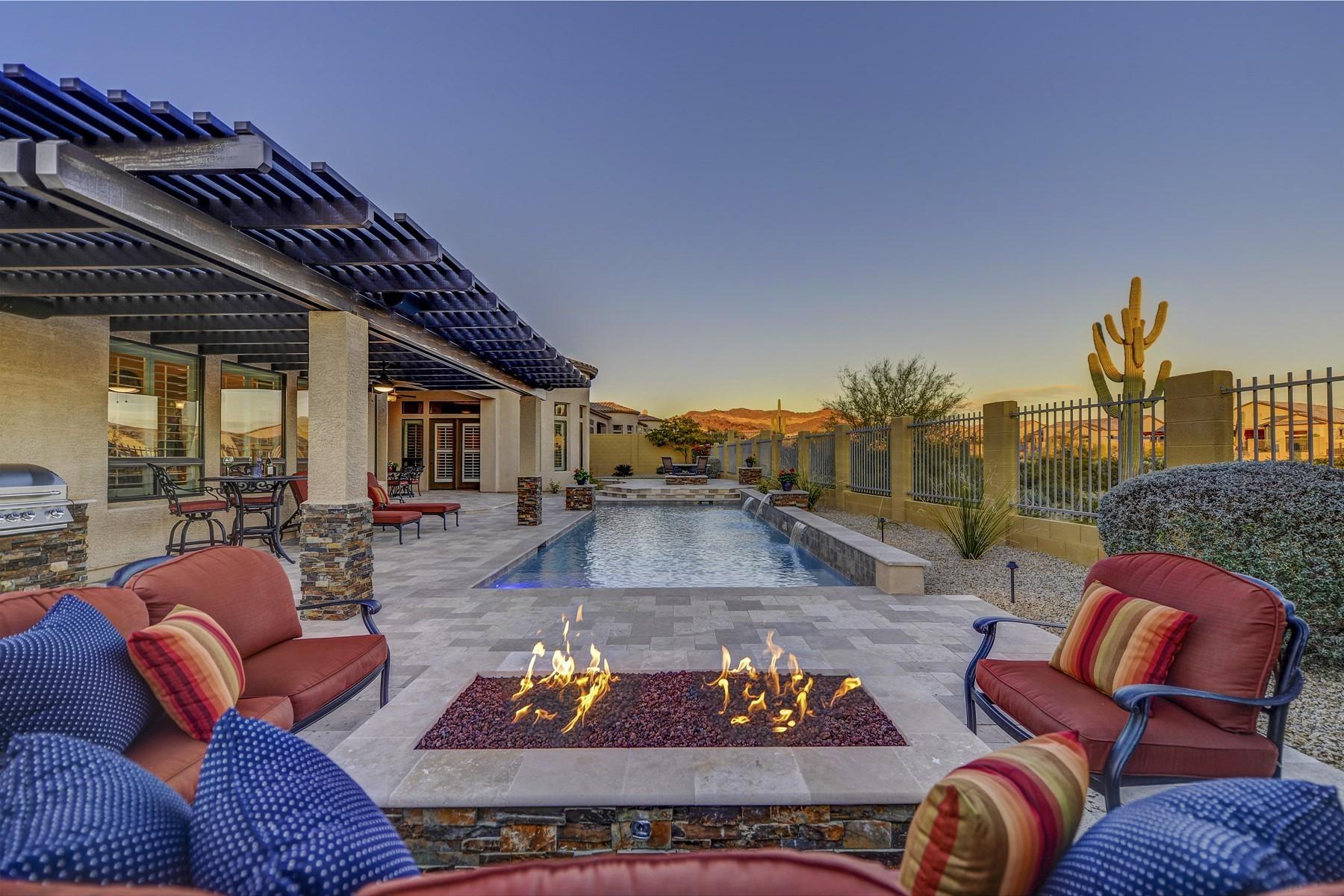 Single Family Homes για την Πώληση στο Mountain Bridge 2263 N ATWOOD CIR, Mesa, Αριζονα 85207 Ηνωμένες Πολιτείες