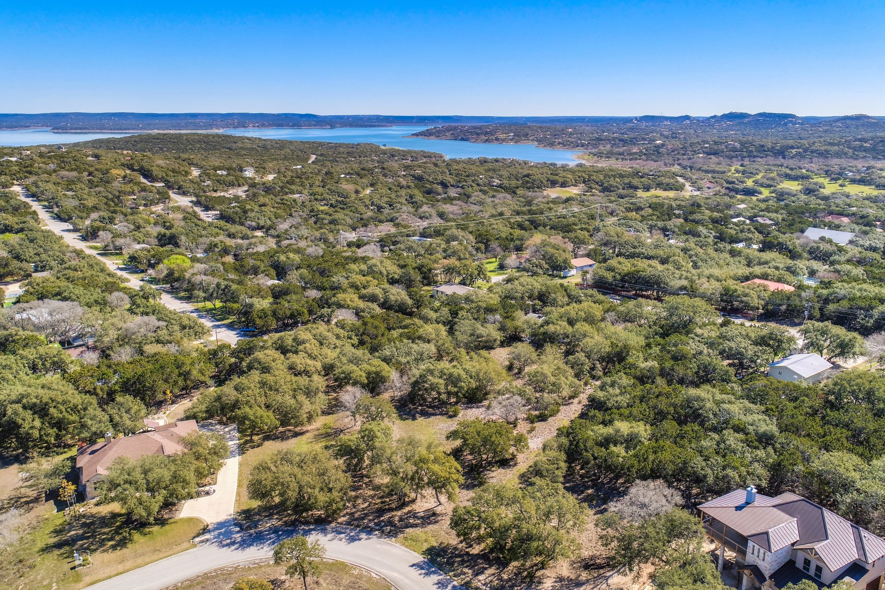 Land for Sale at Premier Homesite in Gated Community 1670 Bella Vista Canyon Lake, Texas 78133 United States