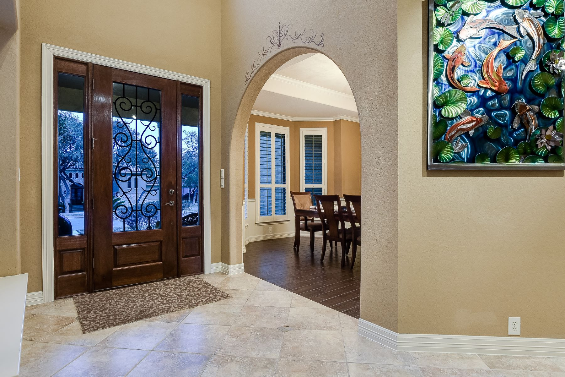 Additional photo for property listing at Spacious Estate in Canyon Springs 25114 Fairway Springs San Antonio, Texas 78260 United States