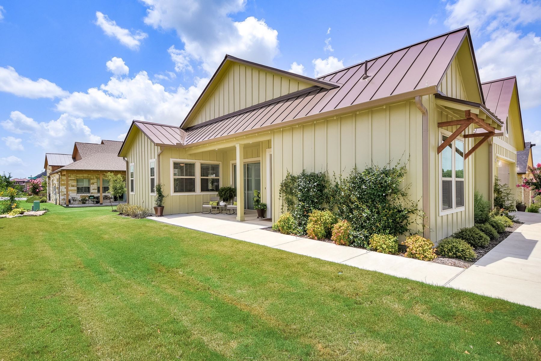 Single Family Homes for Sale at Beautiful 55+ Active Adult Community 120 Learning Elm Dr San Marcos, Texas 78666 United States