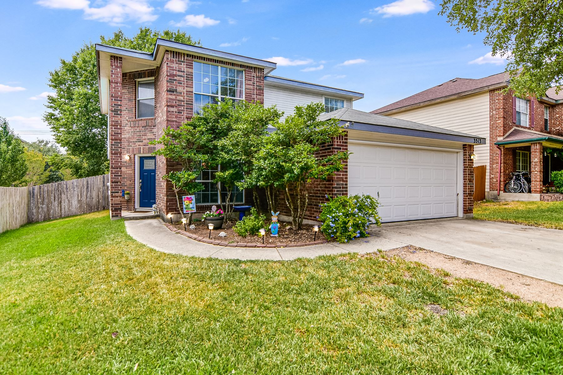 Single Family Homes for Sale at 3513 Peachtree Lane, Schertz, TX 78154 3513 Peachtree Lane Schertz, Texas 78154 United States