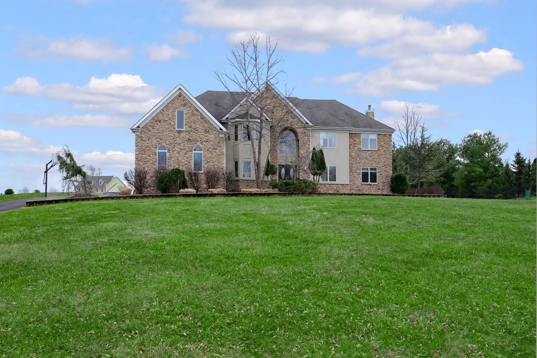 Big And Bright Estate Home Bordering Pennington Borough 4 Roosevelt Avenue, Pennington, New Jersey 08534 États-Unis